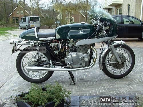 Benelli  650 Tornado 1974 Vintage, Classic and Old Bikes photo