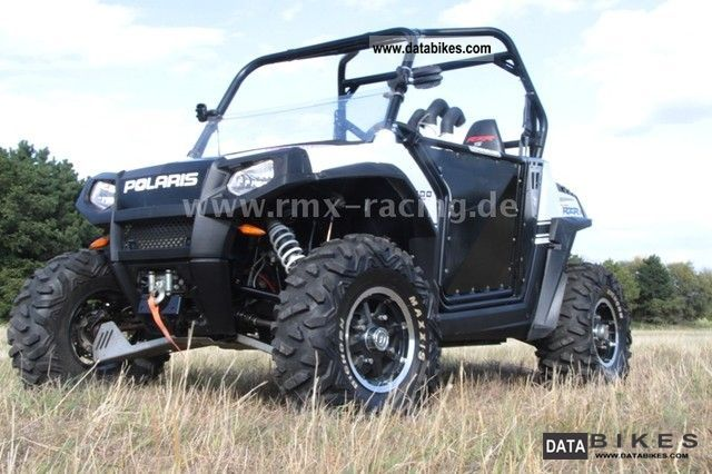 2012 Polaris  RZR 800 SE - tractor / LOF - lots of accessories Motorcycle Quad photo