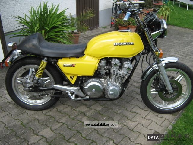 Honda  CB 750 KZ 1979 Vintage, Classic and Old Bikes photo