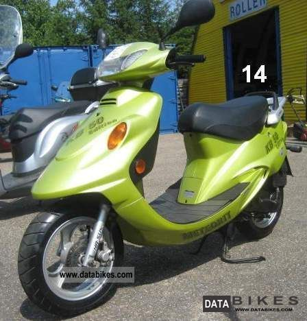 2003 kymco 50 kb of first hand checkbook new tires / insp