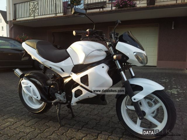 2007 Gilera  dna Motorcycle Scooter photo