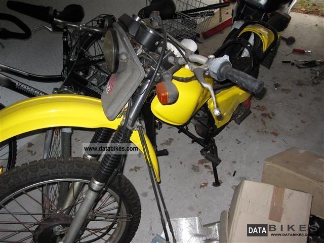 1981 Honda  XL500S Motorcycle Enduro/Touring Enduro photo