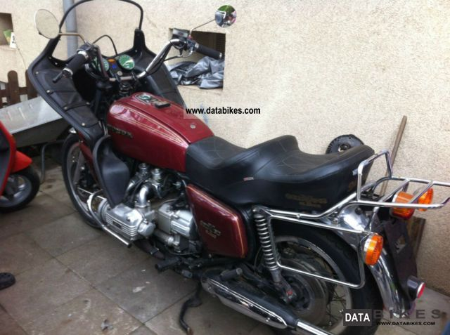 Honda  Gold Wing GL14 1977 Vintage, Classic and Old Bikes photo