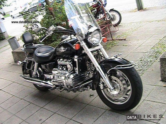 2001 Honda  Valkyrie Motorcycle Chopper/Cruiser photo
