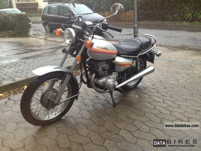 1978 Honda  CM 185 T Motorcycle Chopper/Cruiser photo