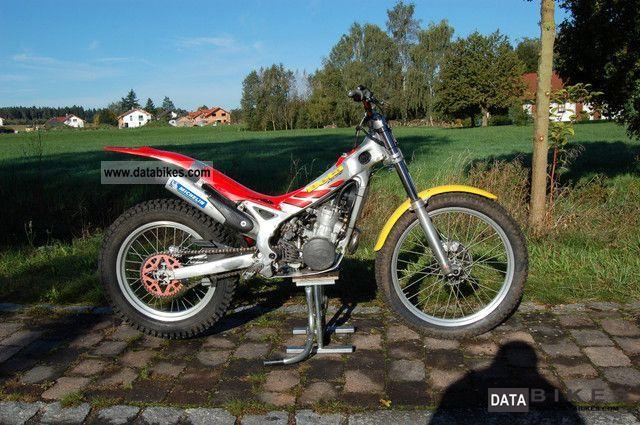 2005 Beta  Trial Trail Rev 250 Motorcycle Enduro/Touring Enduro photo