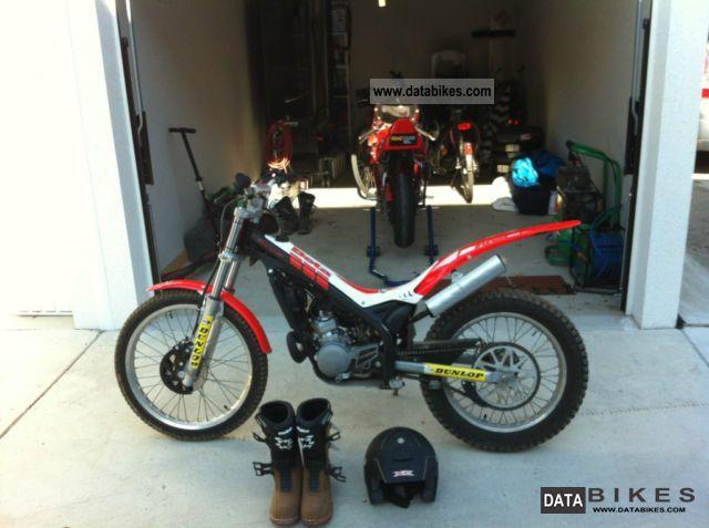 2008 Beta  Rev 50 Motorcycle Rally/Cross photo