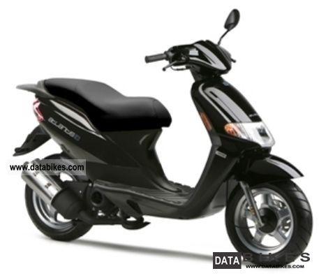 2012 Derbi  Atlantis 50 2T Motorcycle Scooter photo