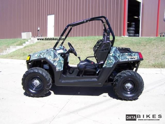 2009 Polaris  Ranger 800 Motorcycle Quad photo