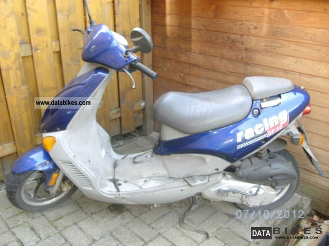 2000 Hyosung  Racing SF-50 Motorcycle Motor-assisted Bicycle/Small Moped photo
