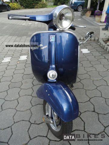 1966 Vespa  Super Motorcycle Lightweight Motorcycle/Motorbike photo