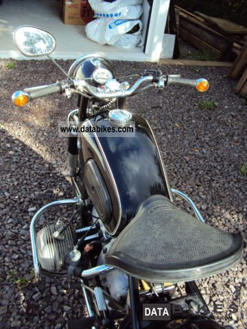 1964 BMW  r 60 Motorcycle Motorcycle photo