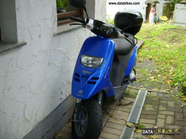 2005 Piaggio  Typhoon 50 C29 Motorcycle Scooter photo
