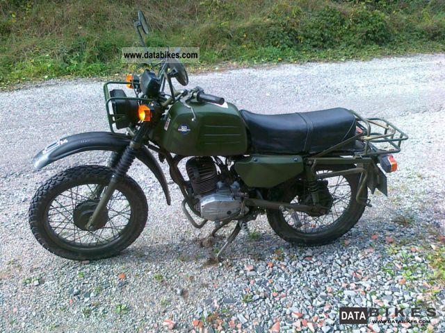 Hercules  K 125 V2 BW Bundeswehr 1978 Vintage, Classic and Old Bikes photo