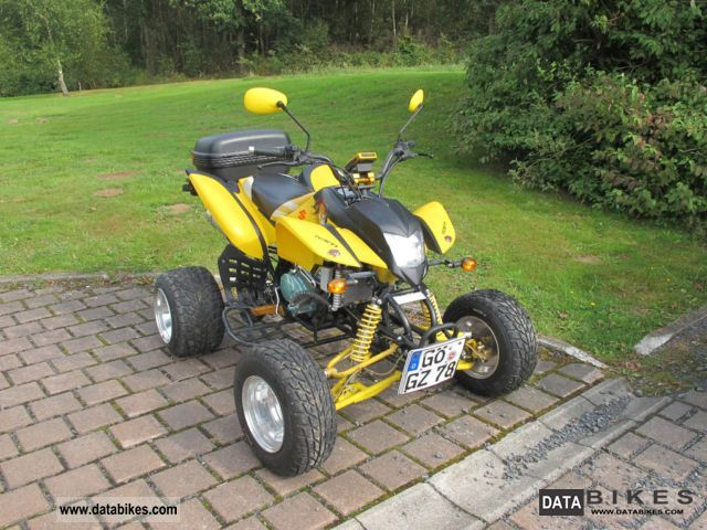 2009 Bashan  bs7 s7 Motorcycle Quad photo