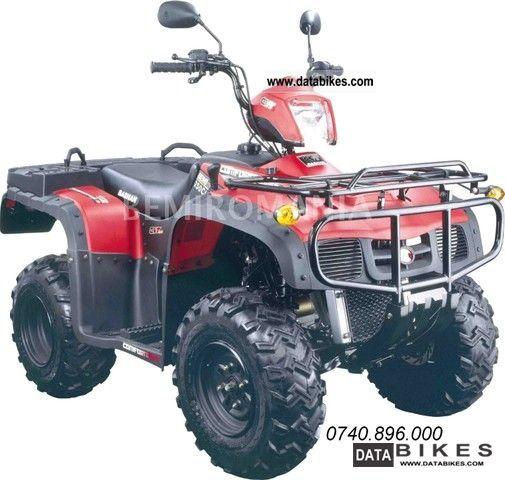 2012 Bashan  250-24 Motorcycle Quad photo