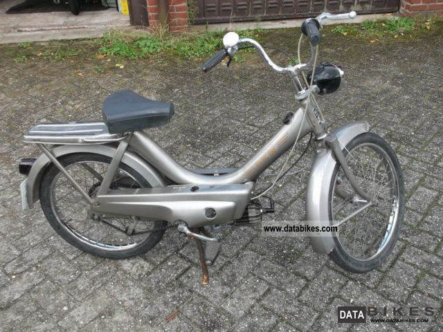 1969 DKW  502 Motorcycle Motor-assisted Bicycle/Small Moped photo