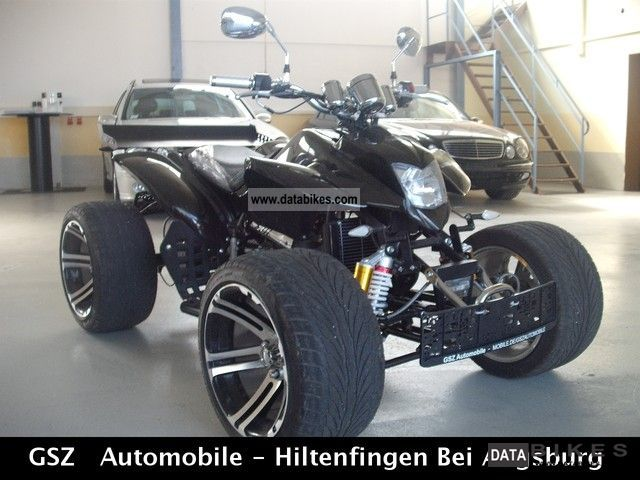 2012 Other  250 he neuwertieg street legal Motorcycle Quad photo