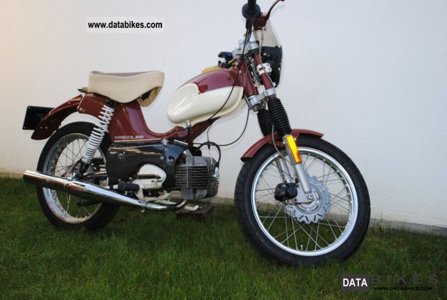Kreidler  Eggs Tank 1964 80cc conversion 1964 Vintage, Classic and Old Bikes photo
