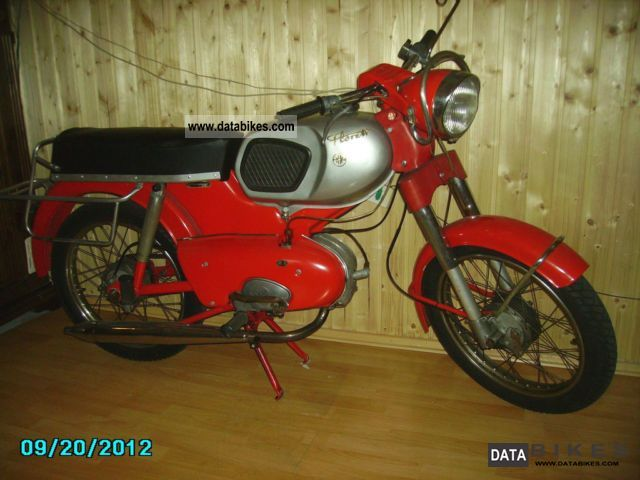 Kreidler  K54/82D 1971 Vintage, Classic and Old Bikes photo
