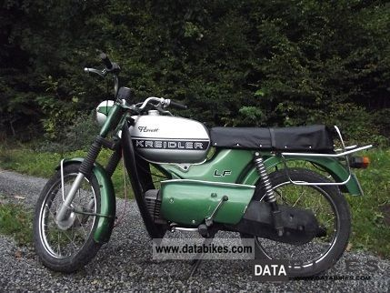 Kreidler  lf 1978 Vintage, Classic and Old Bikes photo