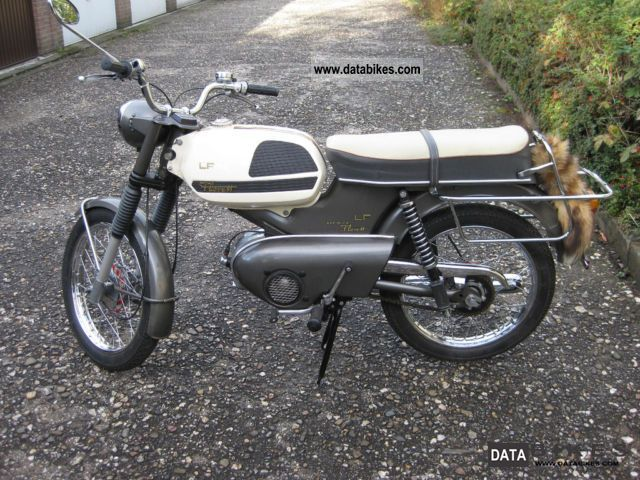 Kreidler  LF 1973 Electric Motorcycles photo