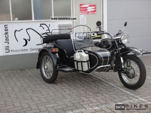 2002 Ural  650 2WD Motorcycle Combination/Sidecar photo