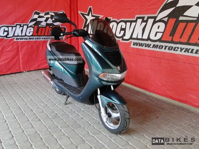 Peugeot  ELYSEO 125 2004 Scooter photo