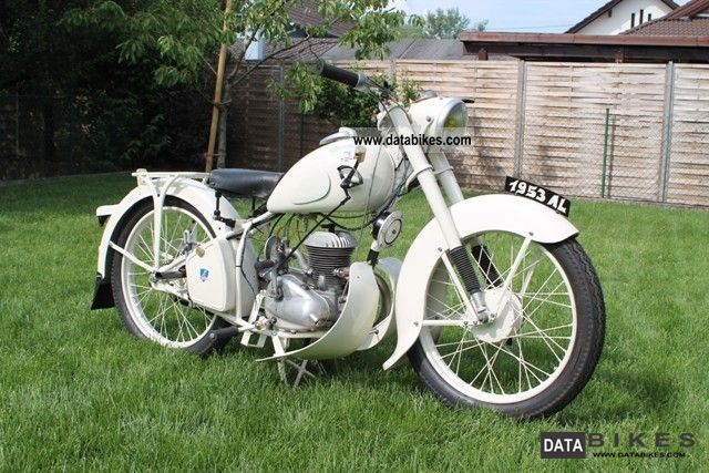 Peugeot  P55 1953 Vintage, Classic and Old Bikes photo