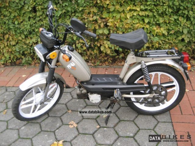 2004 Sachs  Prima 5 Motorcycle Motor-assisted Bicycle/Small Moped photo