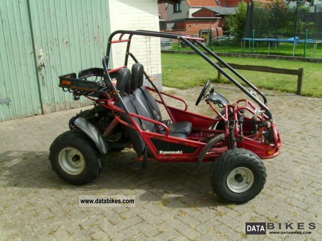 PGO  Bugxster Eppela AGM Buggy with street legal 2005 Quad photo