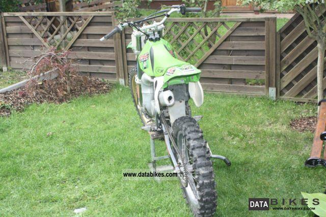 1997 Kawasaki Kx 80