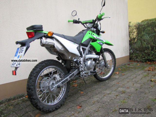 2012 Kawasaki KLX 125