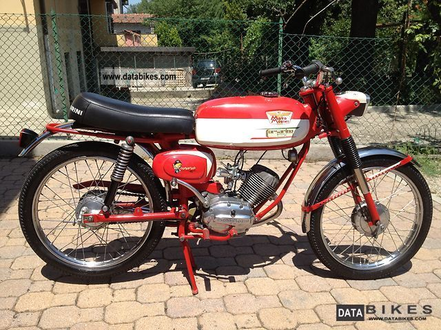Moto Morini  moto morini corsarino 1967 1967 Vintage, Classic and Old Bikes photo