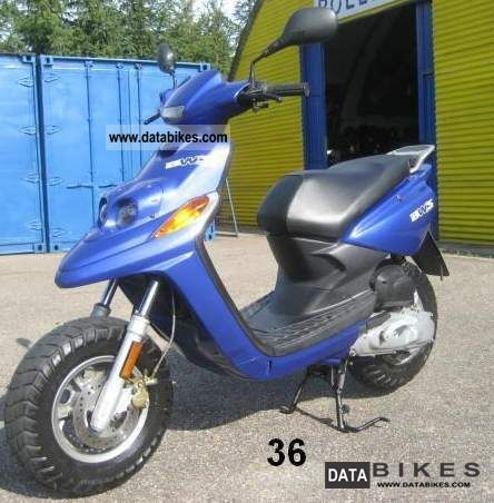 2004 MBK  Booster BWS Bw s from first Hand AS NEW Motorcycle Scooter photo