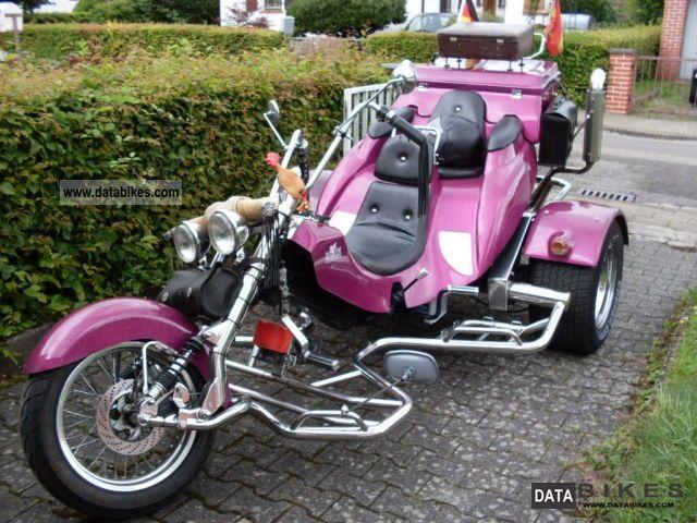 1999 Boom  BMG3453 Motorcycle Trike photo