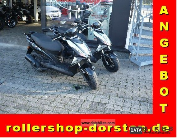Kymco  Agility 50 RS Naked at a bargain price 2012 Scooter photo