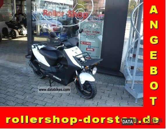 2012 Kymco  Agility Carry \ Motorcycle Scooter photo