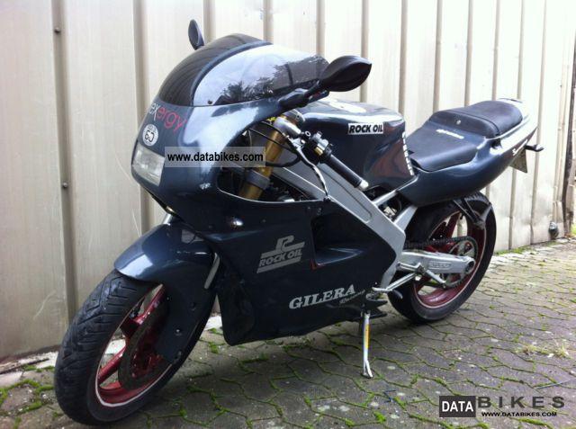 2001 Gilera  SP02 Motorcycle Lightweight Motorcycle/Motorbike photo