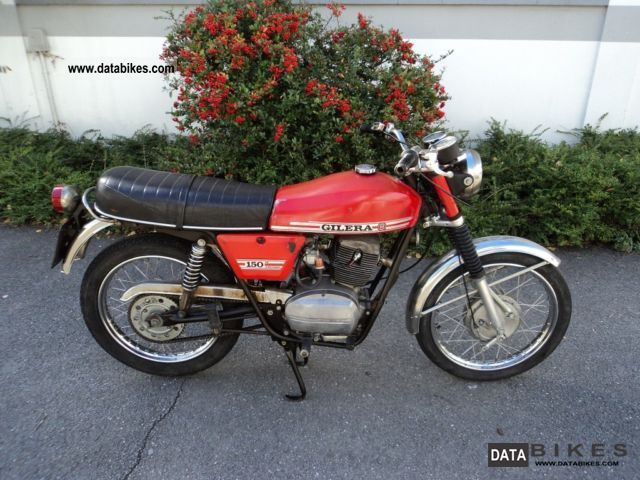 1970 Gilera  Arcore 5V 150 Motorcycle Lightweight Motorcycle/Motorbike photo