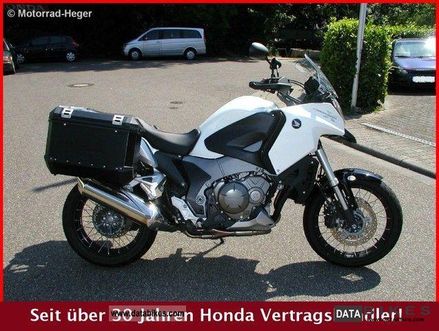 2012 Honda  VFR 1200 X ABS Crosstourer with case (NP819, -) Motorcycle Enduro/Touring Enduro photo