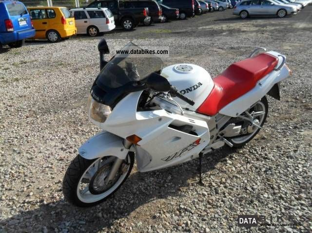 1992 Honda  VFR 750 Motorcycle Other photo