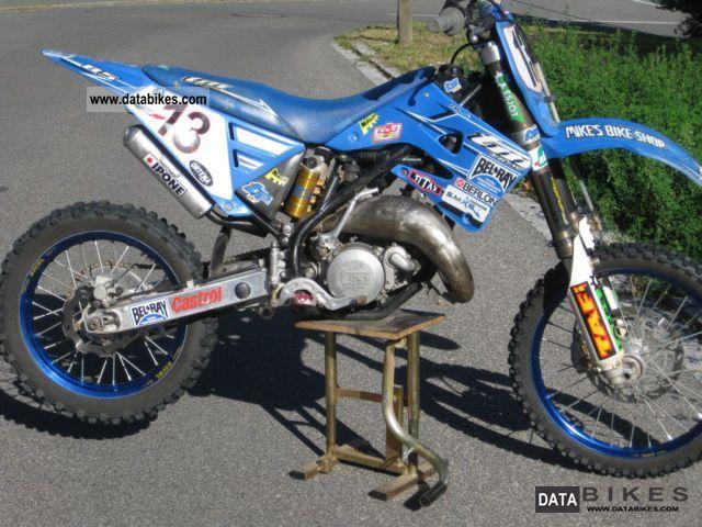 2006 Tm 85 Cc Full Cross
