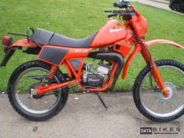 1983 Malaguti  Ronco, RCW 50 Motorcycle Motor-assisted Bicycle/Small Moped photo