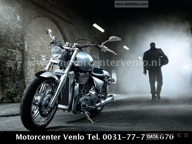 2012 Triumph  Thunderbird ABS New Motorcycle Chopper/Cruiser photo