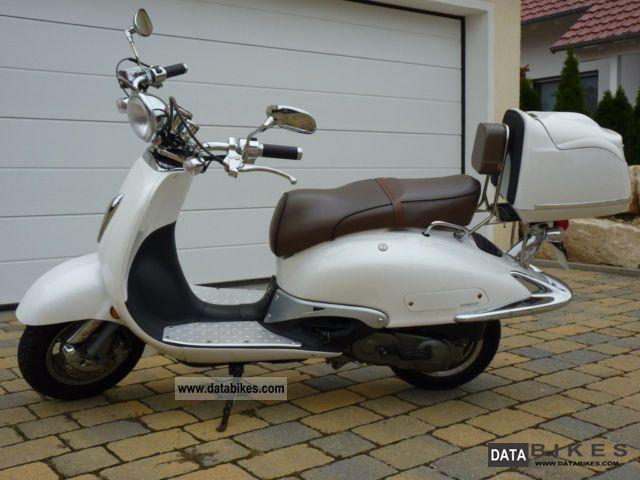 2010 Baotian  HUATIAN HT50QT-29 Motorcycle Scooter photo
