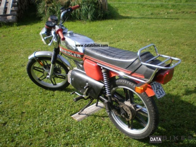 1979 Kreidler  RMC Motorcycle Motorcycle photo