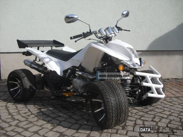 2011 Zhongyu  Quad 250cc Motorcycle Quad photo