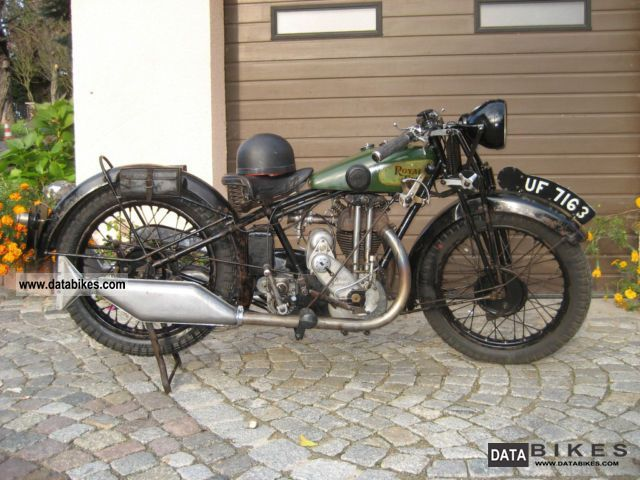 Royal Enfield  EL 30 1931 Vintage, Classic and Old Bikes photo