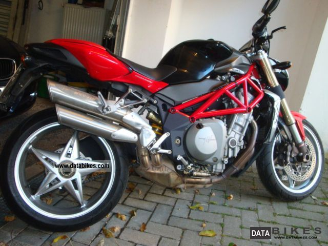 2007 MV Agusta  Brutale 750 Motorcycle Naked Bike photo